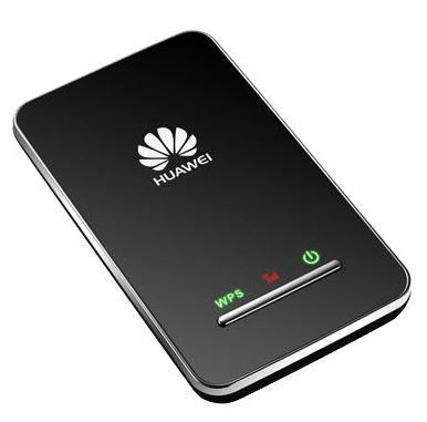 Een mifi-router zet een 3G-signaal in een wifi-netwerk om.