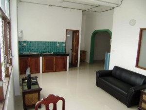 Ons appartement in Chiang Mai