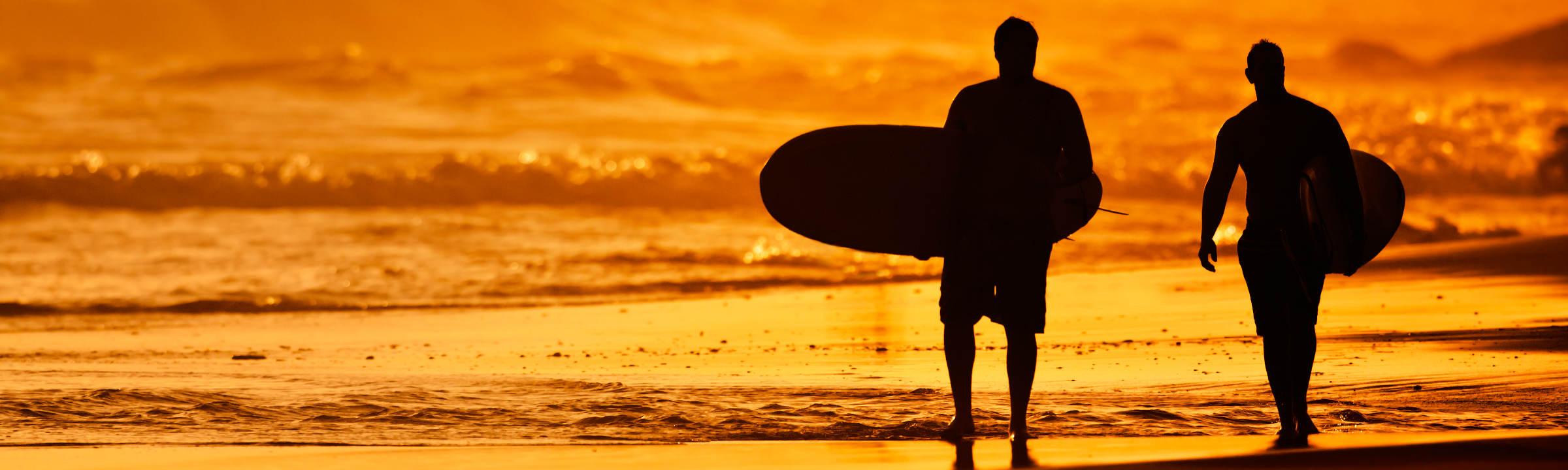 Surfen en reizen: als SEO-tekstschrijver heb je die vrijheid