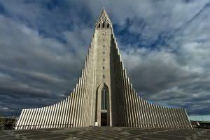 Hallgrímskirkja bezienswaardigheden reykjavik ijsland