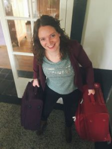 Jessie wonen en werken vanuit Portugal