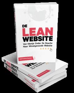 De Lean Website online geld verdienen