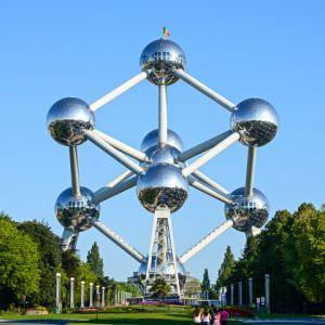 wonen en werken brussel belgie atomium