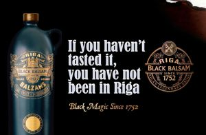 black balsam drinken letland