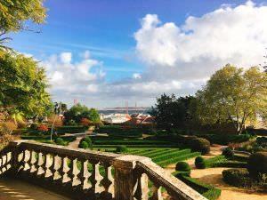 botanische tuinen lissabon portugal