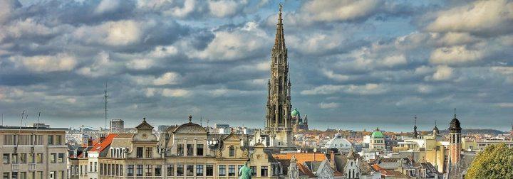 Wonen en werken brussel belgie