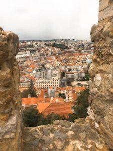 Castelo de São Jorge bezienswaardigheden lissabon