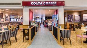 costa coffee werken malta