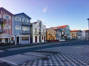 costa nova aveiro portugal