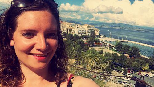 Jessie werken vanuit het buitenland