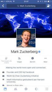 geld verdienen met facebook mark zuckerberg