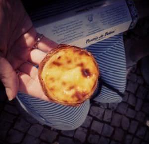 pasteis de belem lissabon portugal