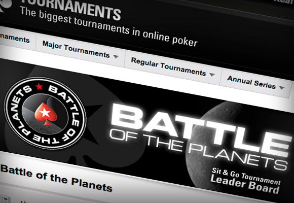 Pokerstars Battle of the Planets