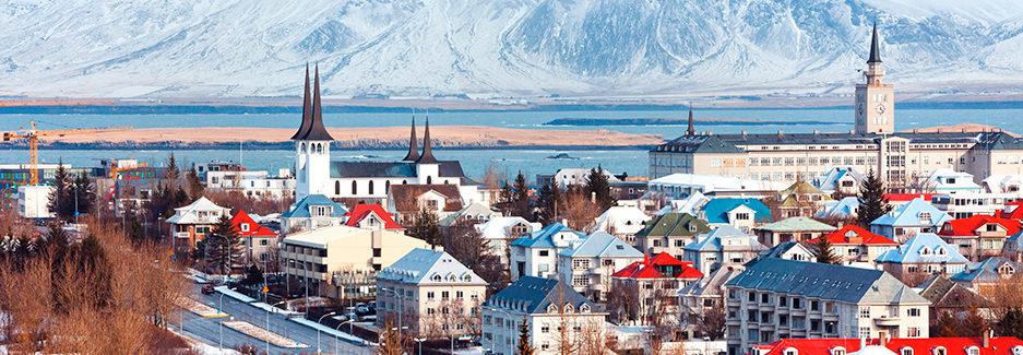 reykjavik ijsland werken en wonen