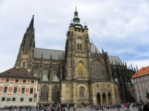 sint vitus kathedraal praag bezienswaardigheden