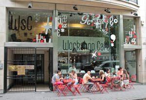 wonen en werken workshop cafe brussel belgie