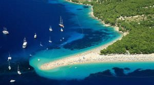 zlatni rat strand wonen werken kroatie
