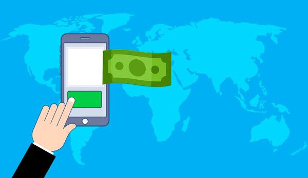 Geld overmaken naar het buitenland