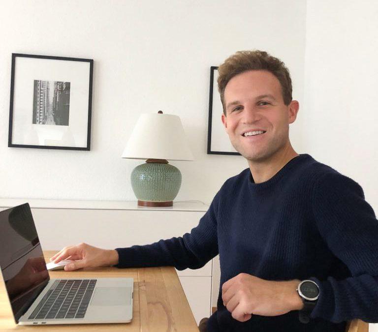Hoe Moritz Zimmer Nederlanders vanuit Duitsland helpt met hun vertalingen