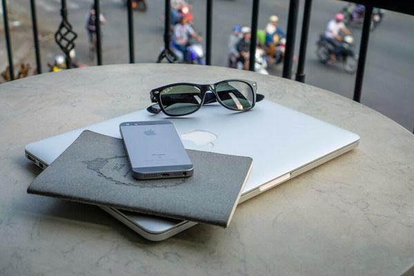 Beste gadget digital nomads