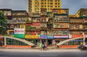 Hanoi centrum