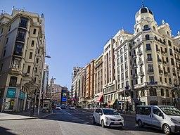 Digital nomad Madrid