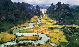 Vietnam Natuur