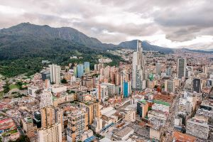 Bogota Digital Nomad