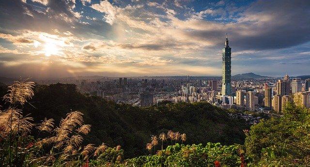 Taiwan stad